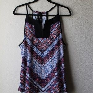ATHLETA Chevron Dunes Cover Up Large